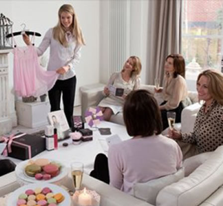 organiser une reunion a domicile